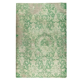 M.A.Trading Hand-woven Arvada Green (5'x8')