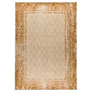 M.A.Trading Hand-woven Corona Rust (5'x8')