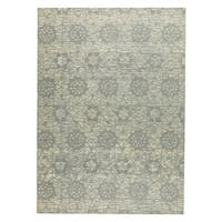 M.A.Trading Hand-woven Baltimore Silver - 5' x 8'