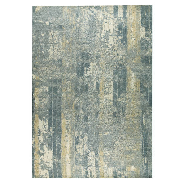 M.A.Trading  Hand-woven Hayward Grey/Beige (4'x6')