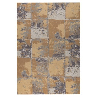 M.A.Trading Hand-woven Cleveland Orange (4'x6')