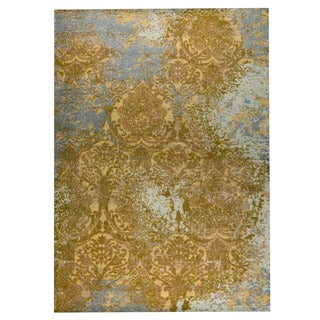 M.A.Trading Hand-woven Austin Rust/Grey (4'x6')