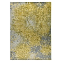 M.A.Trading Hand-woven Austin Gold - 4' x 6'