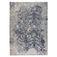 M.A.Trading Hand-woven Arvada Grey - 4' x 6'