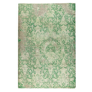 M.A.Trading Hand-woven Arvada Green (4'x6')