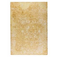 M.A.Trading Hand-woven Arvada Gold - 4' x 6'