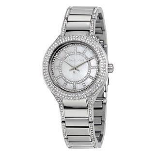 Michael Kors Women's MK3441 Kerry Silver Watch