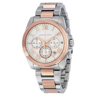 Michael Kors Women's MK6368 Brecken Rose Gold Watch