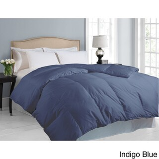 Hotel Grand Oversized 700 Thread Count White Down Comforter