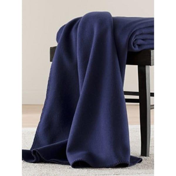 Pendleton Eco-wise Midnight Navy Queen Blanket