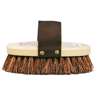 Decker 90 Palmyra Grooming Brush With Strap Firm