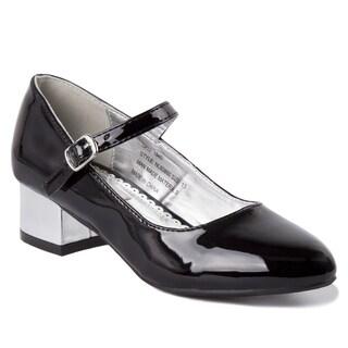 Nanette Lepore Girls' Low-heel Dress Shoes