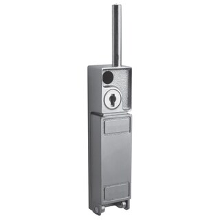 """Prime Line U9997 4-3/4"""" Aluminum Diecast HoUNITED STATESing Patio Door Lock"""