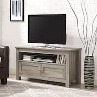Pine Canopy Lassen 44-inch Driftwood TV Stand