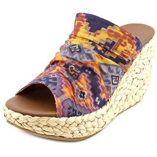 Blowfish Women's 'Drapey' Cotton Sandals