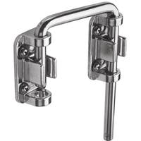 """Prime Line U9847 2-1/8"""" Chrome Plated Steel Sliding Door Loop Lock"""