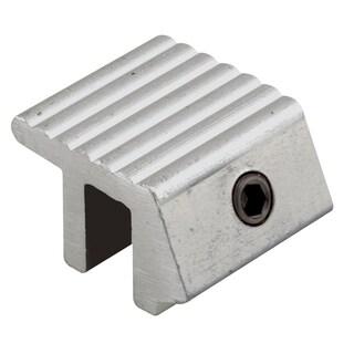 """Prime Line U9810 1"""" Aluminum Tamper-Resistant Lock 2-count"""