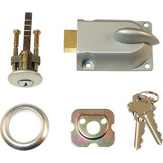 Prime Line GD52119 Center Dead Lock With Key Cylinder