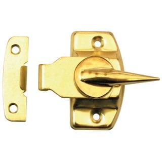 Prime Line F2527 Brass Window Sash Lock