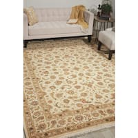 Nourison Royalty Ivory Area Rug - 8'6 x 11'6