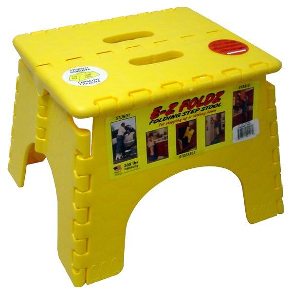 Shop B Amp R Plastics 101 6y 9 Quot X 11 5 Quot Yellow Ez Folds