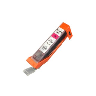 Replacement Magenta Toner Ink Cartridge for Canon CLI-251XL