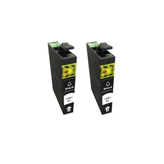Replacement Black Toner Ink Cartridge Fits Epson 126