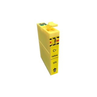 Replacement Yellow Toner Ink Cartridge Fits Epson 127