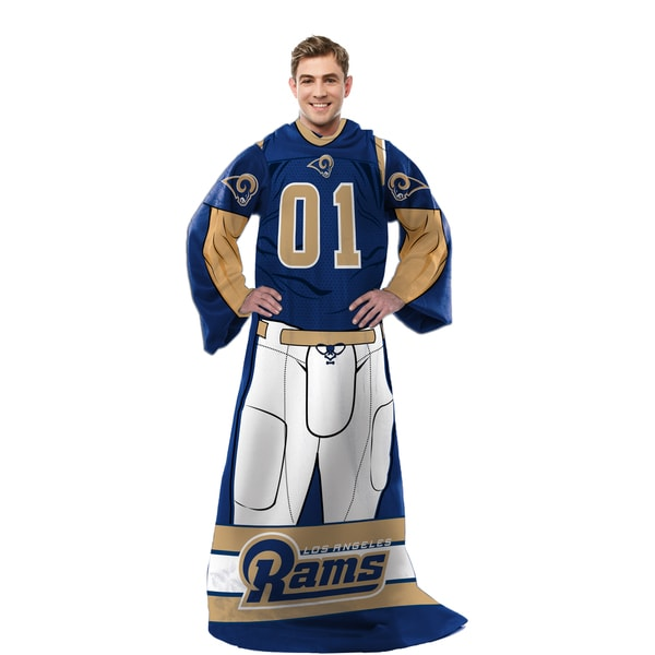 NFL 024 Rams Uniform Comfy Throw