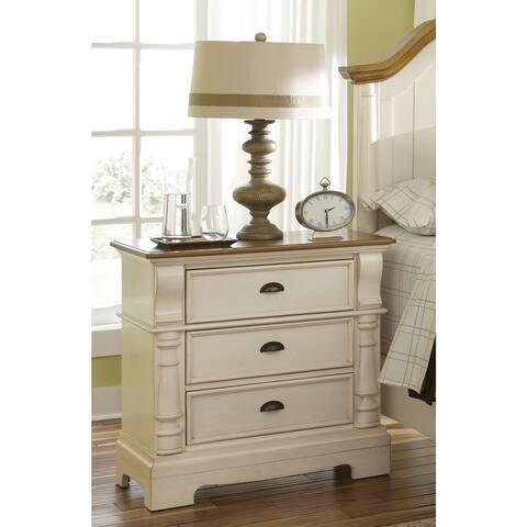 Buy Oak Finish Nightstands & Bedside Tables Online at ...