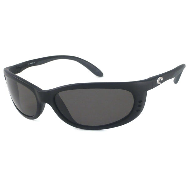163a61e533 Shop Costa Del Mar FA.11.OGP Sport Polarized Gray 580P Polycarbonate  Sunglasses - Free Shipping Today - Overstock.com - 12501552