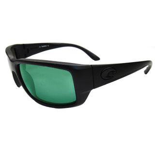 Costa Del Mar FA.11.OGMP Sport Polarized Green Mirror 580P Polycarbonate Sunglasses