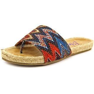 Blowfish Women's Glore Basic Textile Sandals