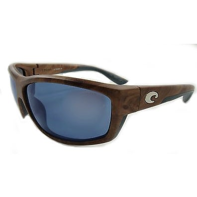 12d1918ef7c3 Shop Costa Del Mar BK.70.BMGLP Sport Polarized Blue Mirror Wave 400 Glass  Sunglasses - Free Shipping Today - Overstock - 12501917