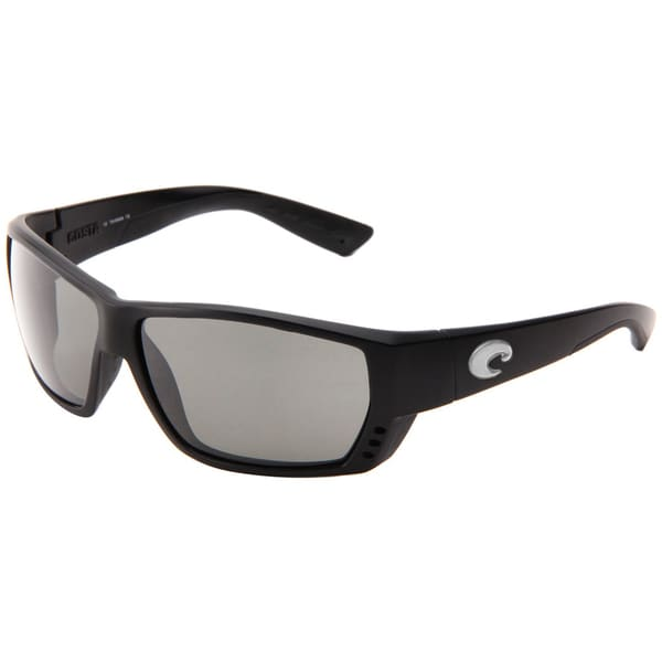 eedb63b5739 Shop Costa Del Mar TA.11.OSCGLP Sport Polarized Silver Mirror Wave 580  Glass Sunglasses - Free Shipping Today - Overstock.com - 12502136