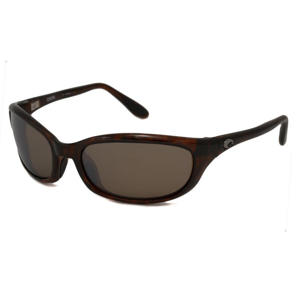 56ffbe77ae Shop Costa Del Mar HR.10.SMG580 Sport Polarized Silver Mirror Wave 580  Glass Sunglasses - Free Shipping Today - Overstock - 12502724