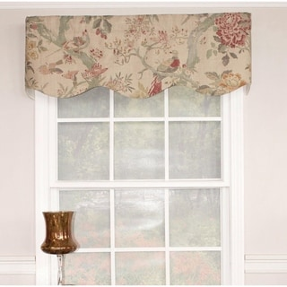 RFL Home Arielle Cotton Provance Window Valance