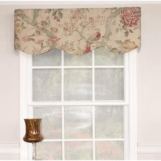 RFL Home Arielle Cotton Provance Window Valance|https://ak1.ostkcdn.com/images/products/12502975/P19311407.jpg?impolicy=medium