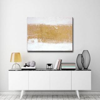 Ready2HangArt 'Shimmering Light I' by Norman Wyatt Jr. Canvas Art