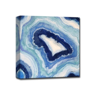 Ready2HangArt 'Ocean Geode I' by Norman Wyatt Jr. Canvas Art