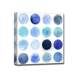 Ready2HangArt 'Blue Moons II' by Norman Wyatt Jr. Canvas Art