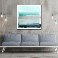 Ready2HangArt  'Linear Energy I' by Norman Wyatt Jr. Canvas Art