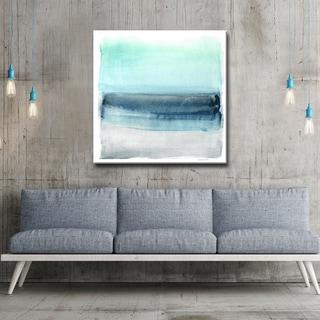 Ready2HangArt  'Linear Energy I' by Norman Wyatt Jr. Canvas Art