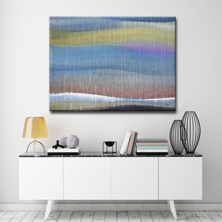 Ready2HangArt 'Painted Horizon' by Norman Wyatt Jr. Canvas Art