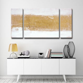 Ready2HangArt 'Shimmering Light' by Norman Wyatt Jr. Canvas Art