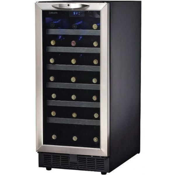 Danby 34 Bottle Free Standing or Built-In Wine Cooler