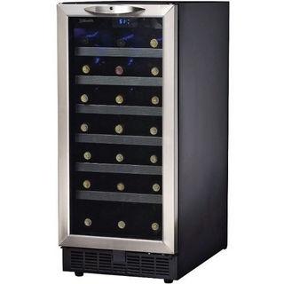 Danby 34 Bottle Free Standing or Built-In Wine Cooler