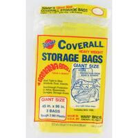 "Warps CB-45 3-count 45"" X 96"" Giant Storage Bags"