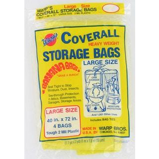 "Warps CB-40 4-count 40"" X 72"" Large Storage Bags"