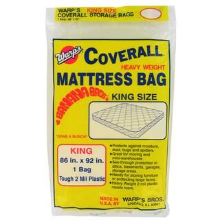 "Warps CB-86 86"" X 92"" King Size Mattress Bag"